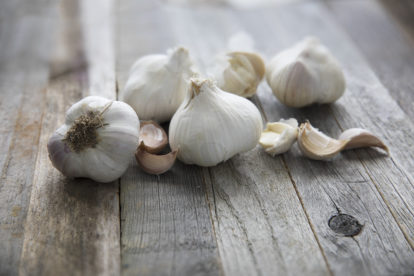 Garlic reduce the risk of infection A Diet Life