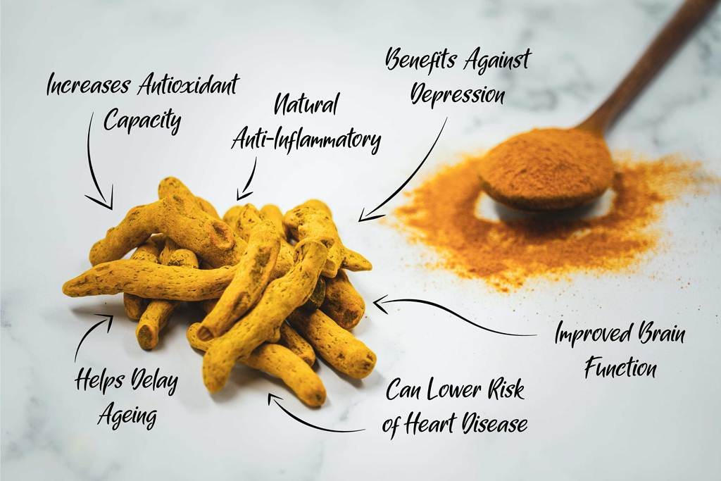 Health Benefits of Turmeric a diet life